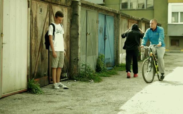 Scena iz spota Merida sarajevskog Corbansicka