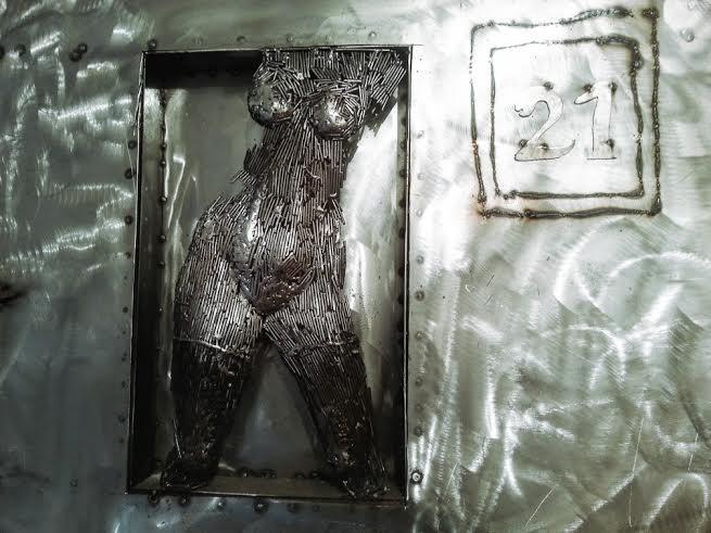 Skulptura Enesa Sivca