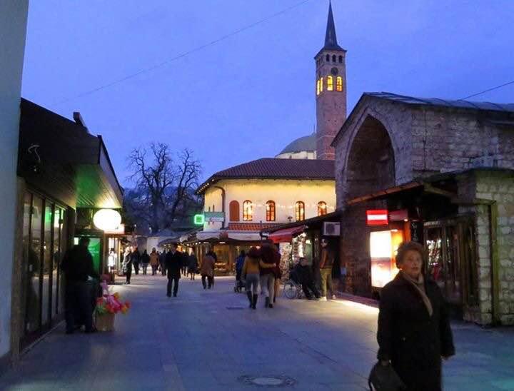 Sarajevo, 24. mart 2016. (foto: Mina Coric)