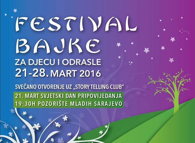 Festival bajke za djecu i odrasle