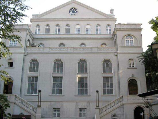 Aškenaška sinagoga u Kosmajskoj, Beograd