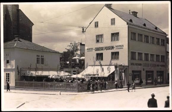 Gradski podrum i muzej Stjepan Mezzo