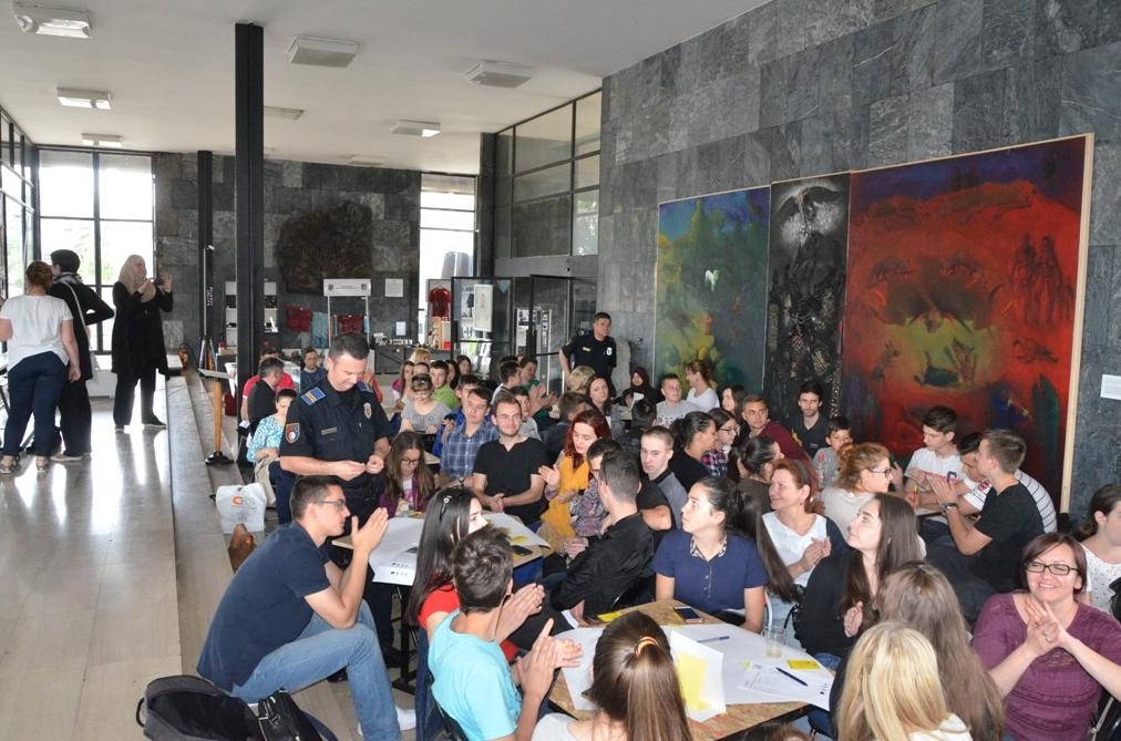 Imamo pravo živjeti zdravo u Historijskom muzeju BiH (Sarajevo, 1. juni 2016)