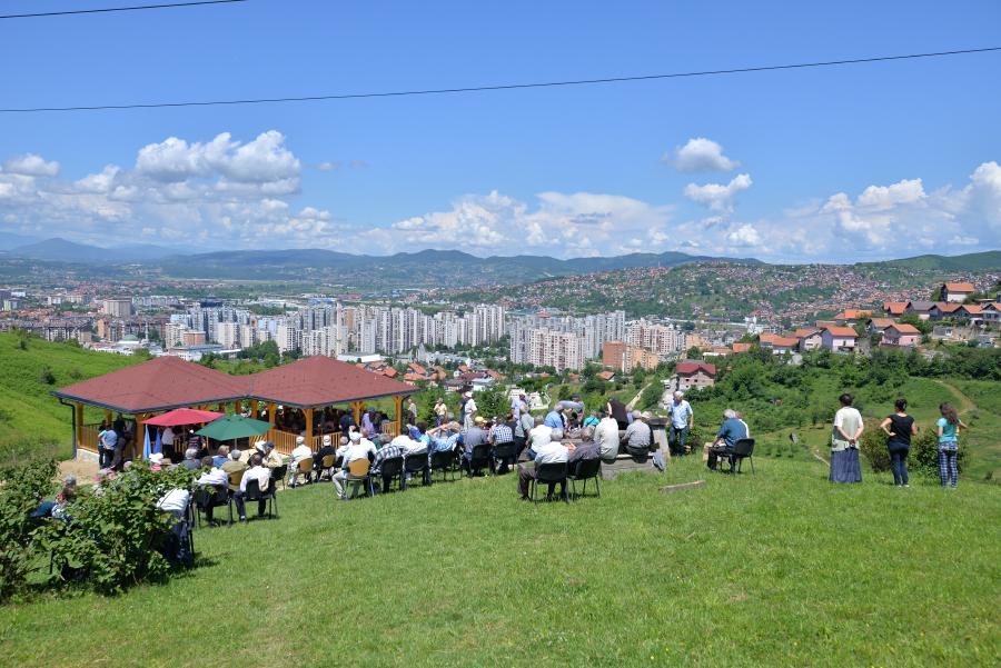 Penzioneri na Novogradskim danima 2016