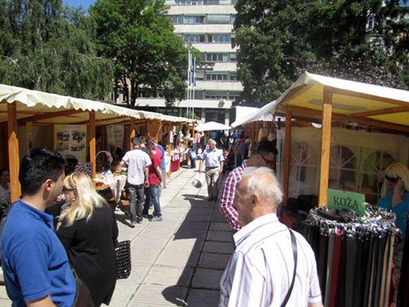 Festival na Trgu oslobođenja, Sarajevo