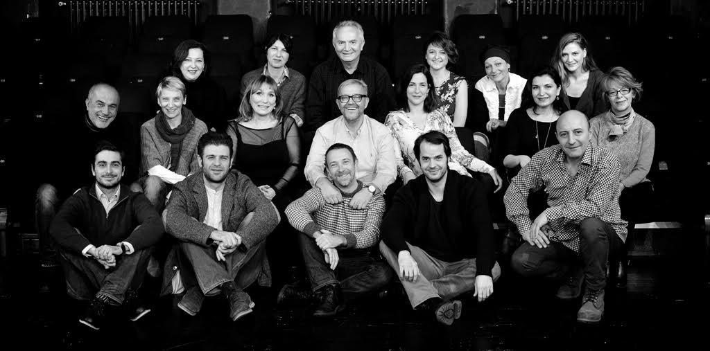 Ansambl Kamernog teatra 55 u sezoni 2015/2016