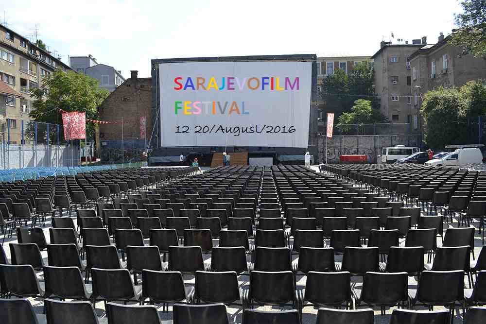 Sarajevo Film Festival u Ljetnom kinu (Metalac) Sarajevo