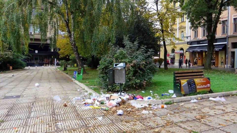 Dragi grade (Sarajevo, 16. oktobar 2016, foto: Mina Coric)