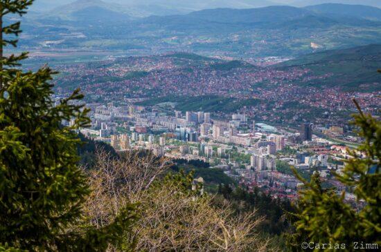 Pofalići su ispod Huma udomili FDS i Energoinvest (Sarajevo, foto: Carias Zimm)