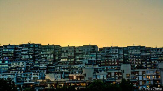 Cigla po cigla - naselje (Sarajevo, foto: Carias Zimm)