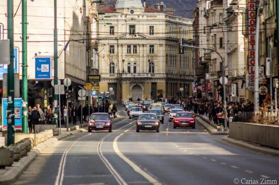 Titovom (Sarajevo, foto: Carias Zimm)