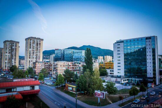 Hitna je pomoć (Sarajevo, foto: Carias Zimm)
