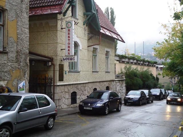 Ulica Petrakijina, Sarajevo