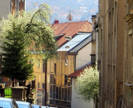 Ulicama naše mladosti (Sarajevo, 25. mart 2017, foto: Mina Coric)