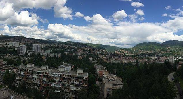 Sarajevo s Ciglana
