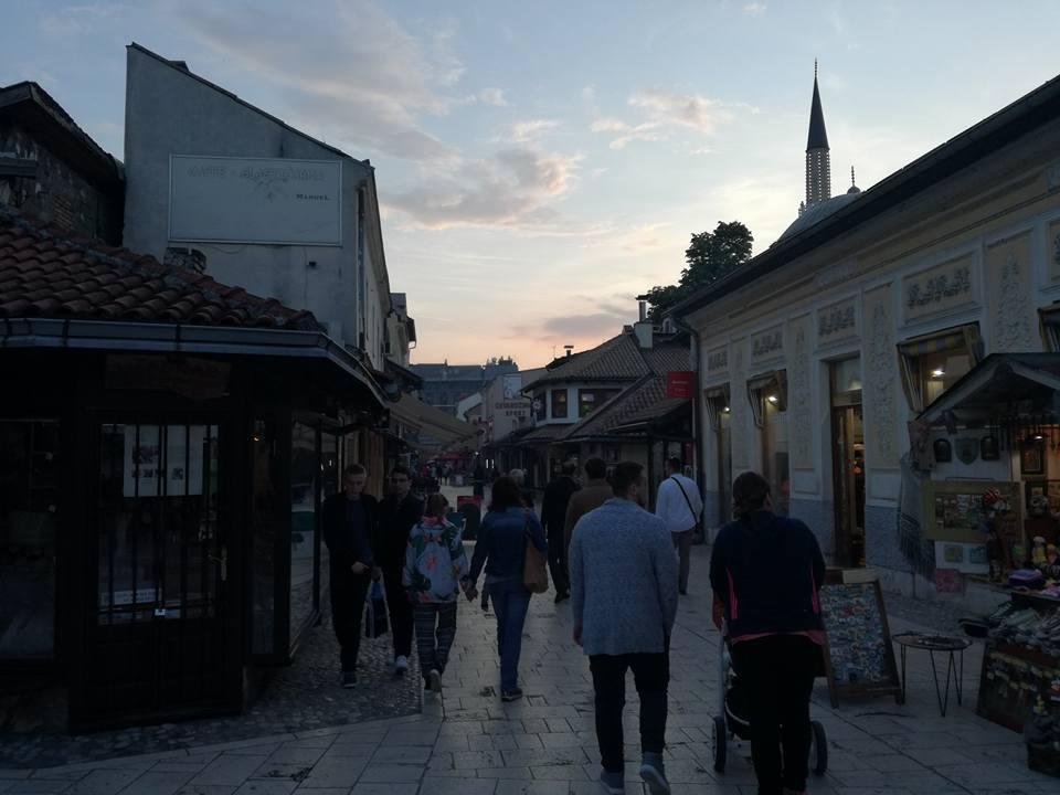 Ulica Veliki Čurčiluk (Sarajevo, 22. maj 2017, foto: Naser Husic)