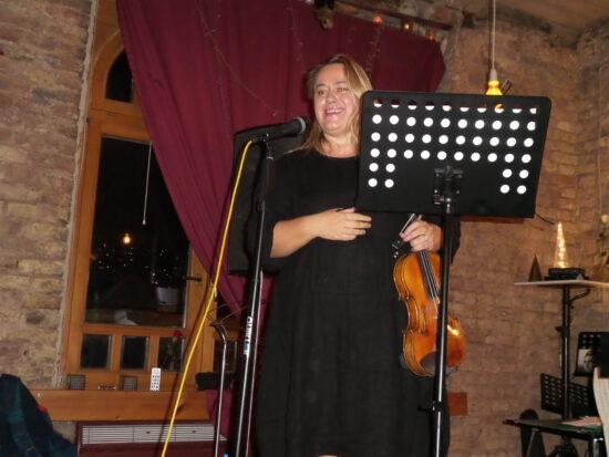 Violeta Smailović-Huart, umjetnička direktorica festivala Muzika na žici