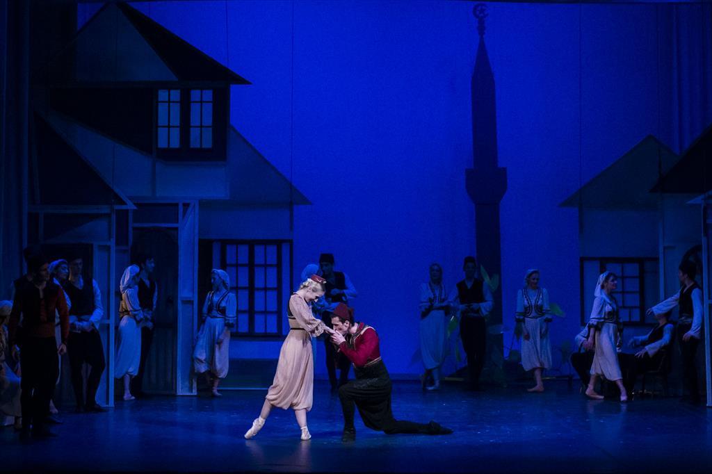 Balet Omer i Merima, Narodno pozorište Sarajevo