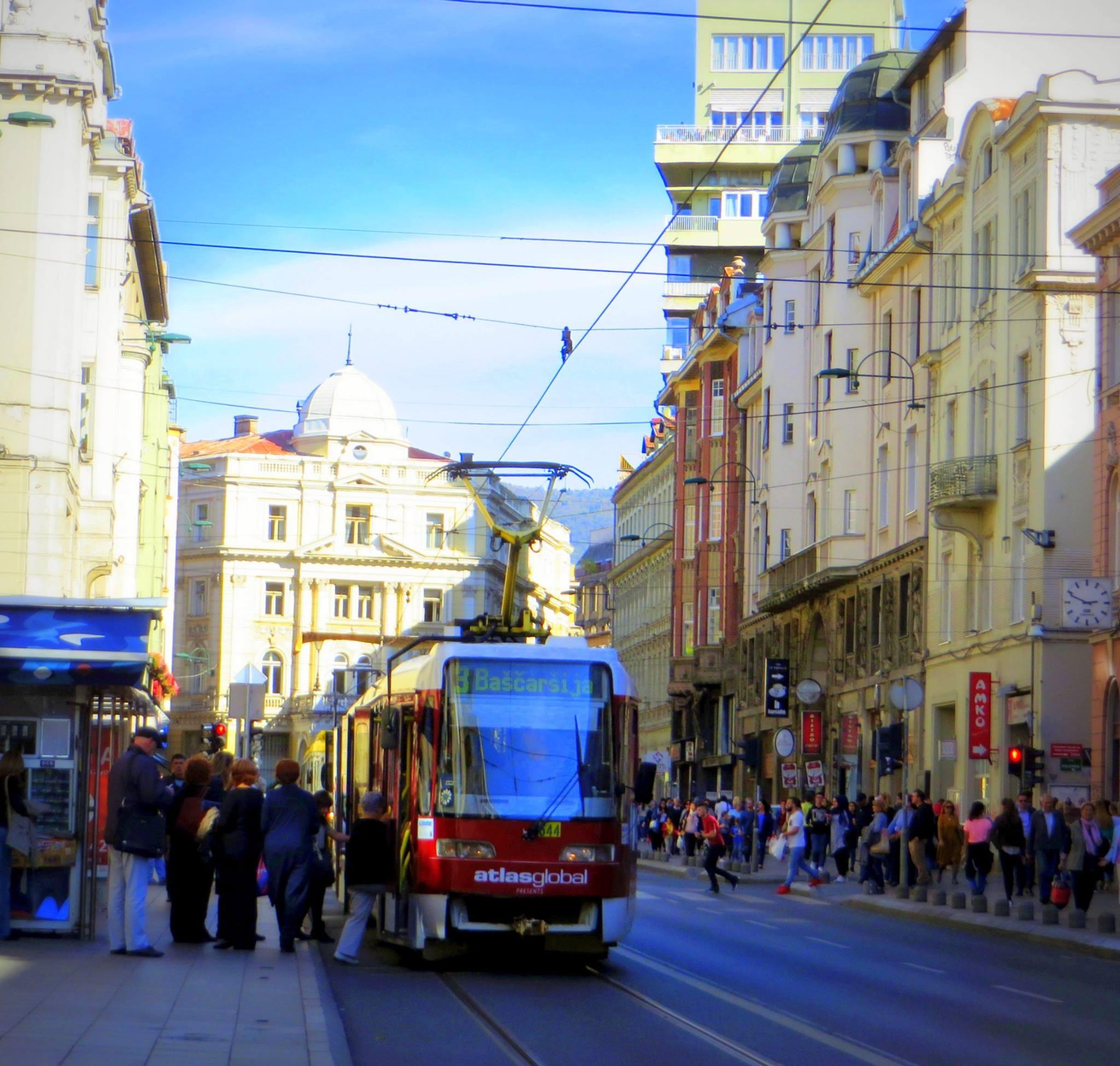 Sunčani četvrtak na Čeki (Sarajevo, 6. oktobar 2017, foto: Mina Ćorić)