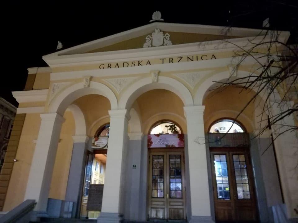 Gradska tržnica (Sarajevo, 28. mart 2018, foto: Naser Husic)