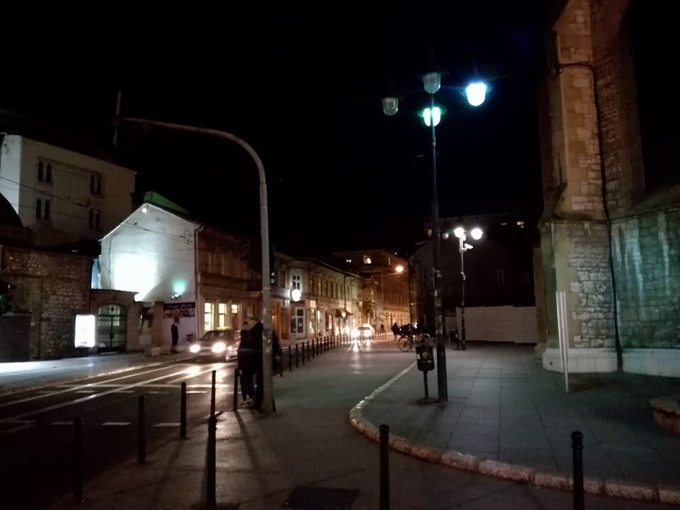 Ulica Mula Mustafe Bašeskije (Sarajevo, 28. mart 2018, foto: Naser Husic)