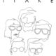 Plakat za predstavu ITAKE