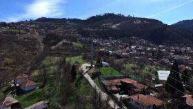 Pogled na Trebević iz obnovljene sarajevske žičare