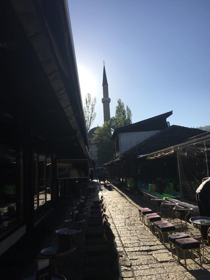 U Dairama (Sarajevo, 21. april 2018, foto: Alma Sarajlić)