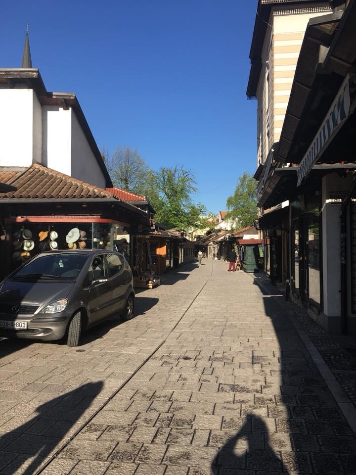 Sarači (Sarajevo, 21. april 2018, foto: Alma Sarajlić)