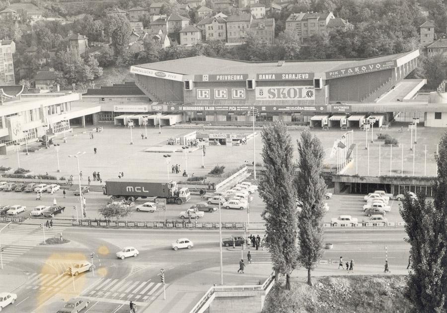 Kulturno-sportski centar Skenderija Sarajevo