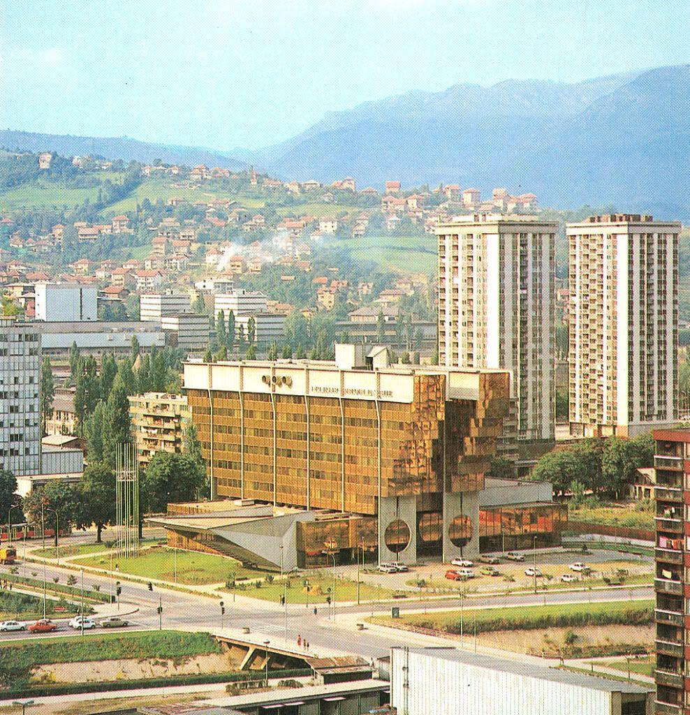 Elektroprivreda, Sarajevo (Ivan Štraus, 1978)