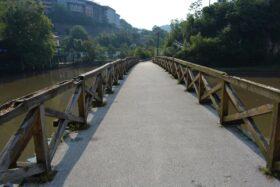 Most prema Babića bašti, Bentbaša, Sarajevo