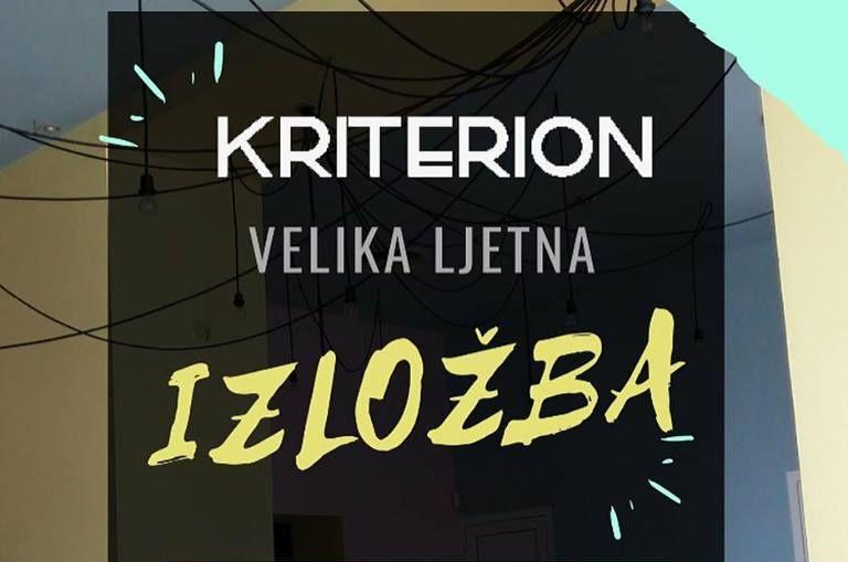 Velika ljetna izložba, Kriterion, Sarajevo