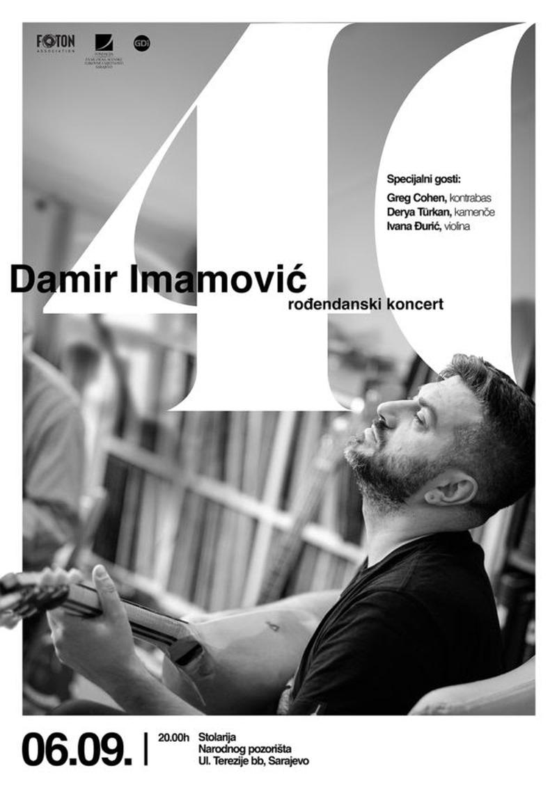 Četrdeseti rođendan Damira Imamovića