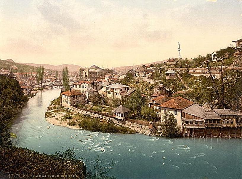 Bentbaša, Sarajevo, 1737.