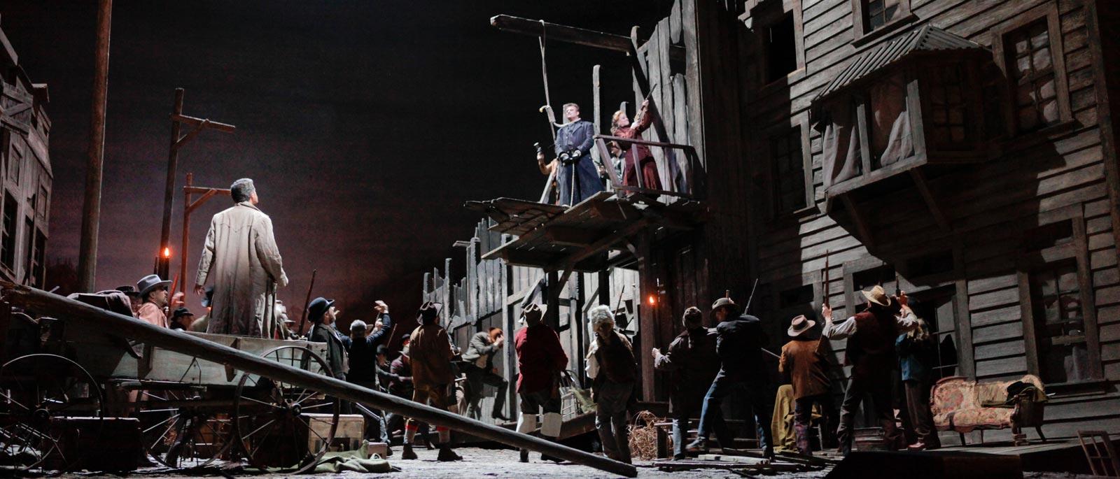 La fanciulla del West, Met Opera