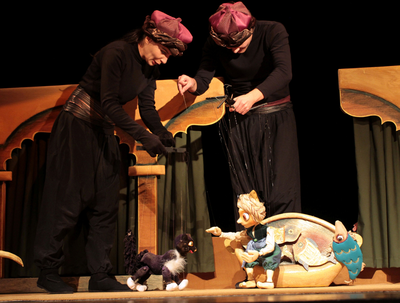 Mali Muk (Pozorište mladih Sarajevo)